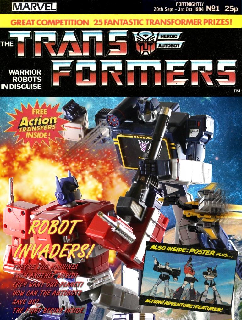 Transformers UK Comic 01 - FULL HD