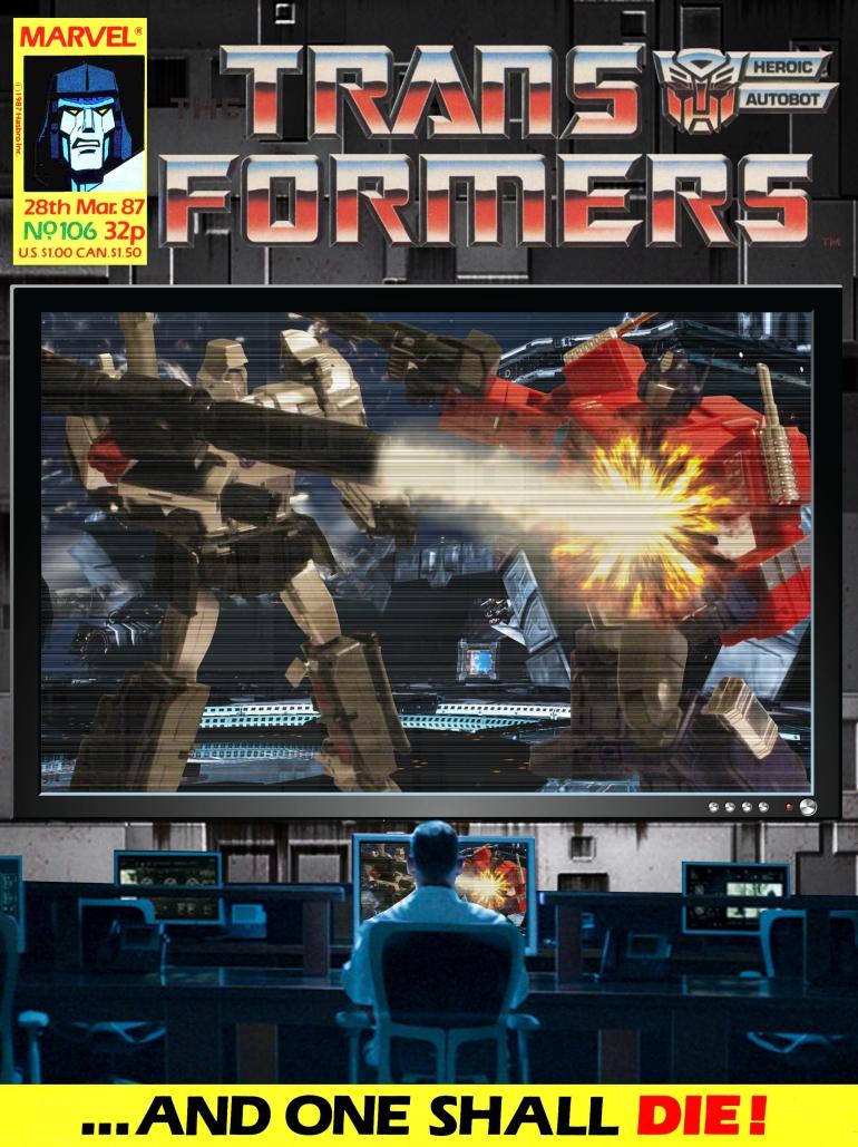 Transformers UK Comic 106 FULL HD