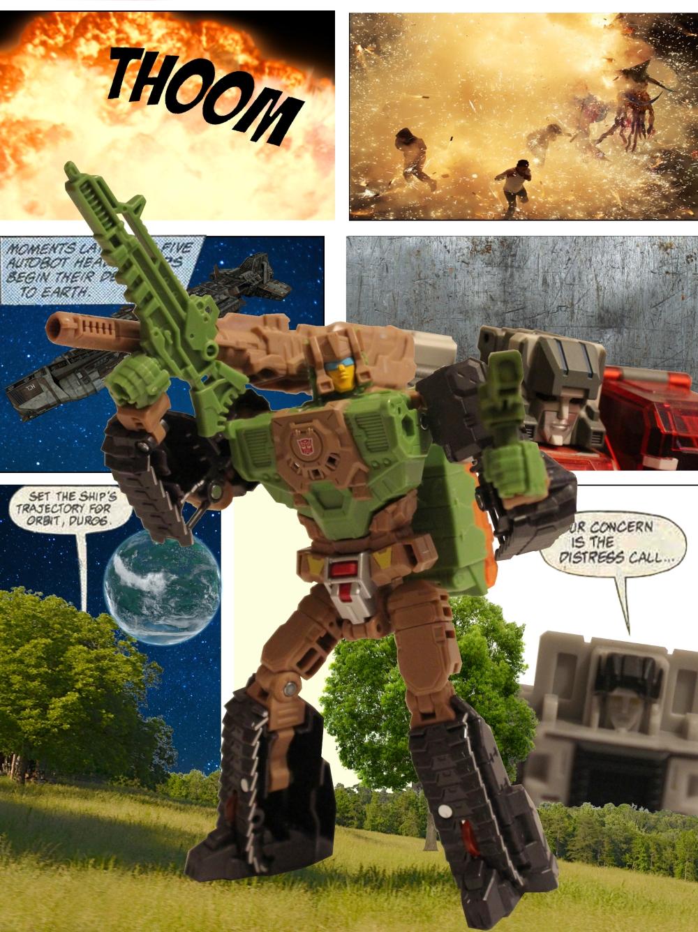 Transformers UK Comic 156 - FULL HD NO COVER ELEMENTS