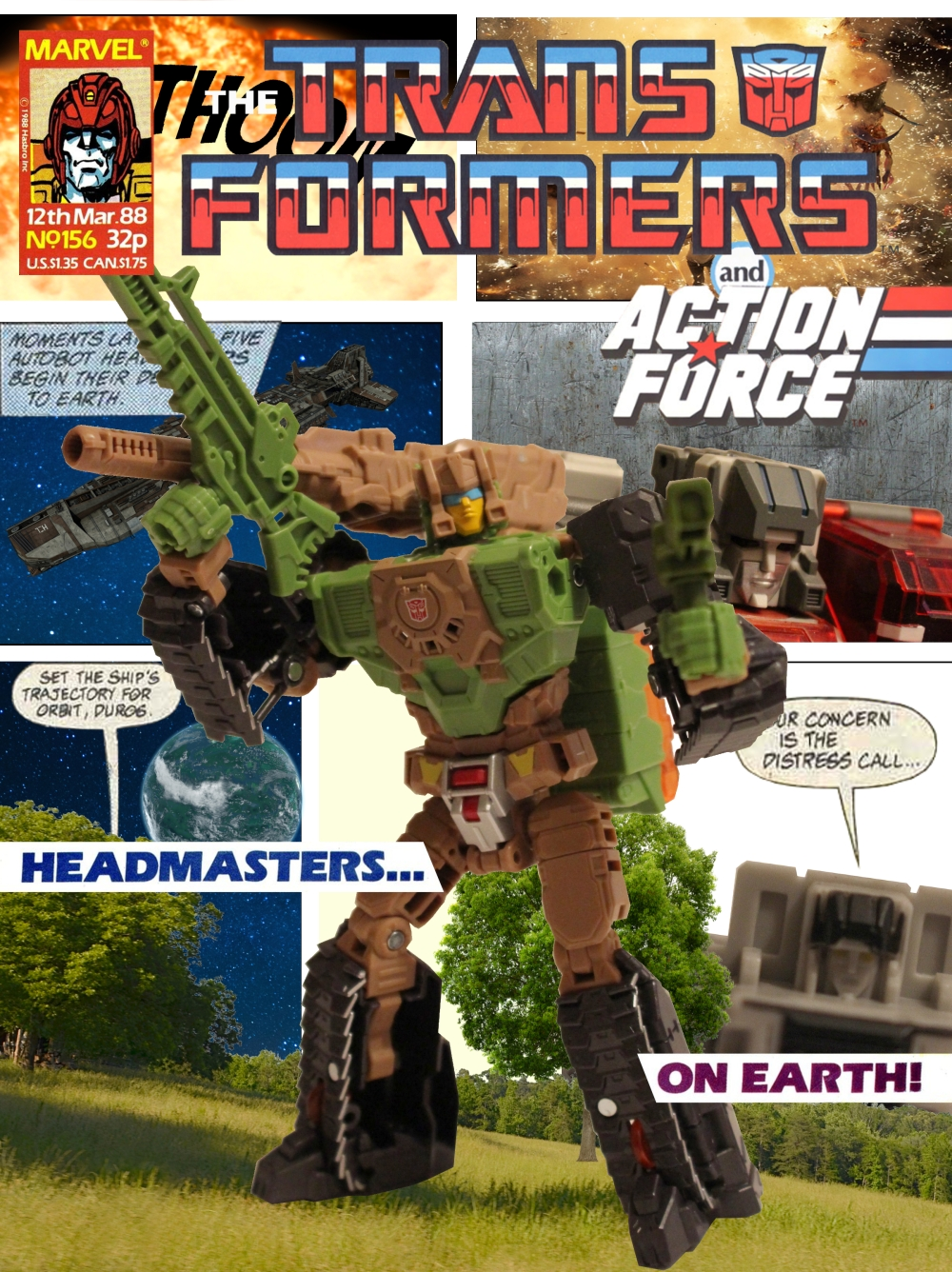 Transformers UK Comic 156 - FULL HD
