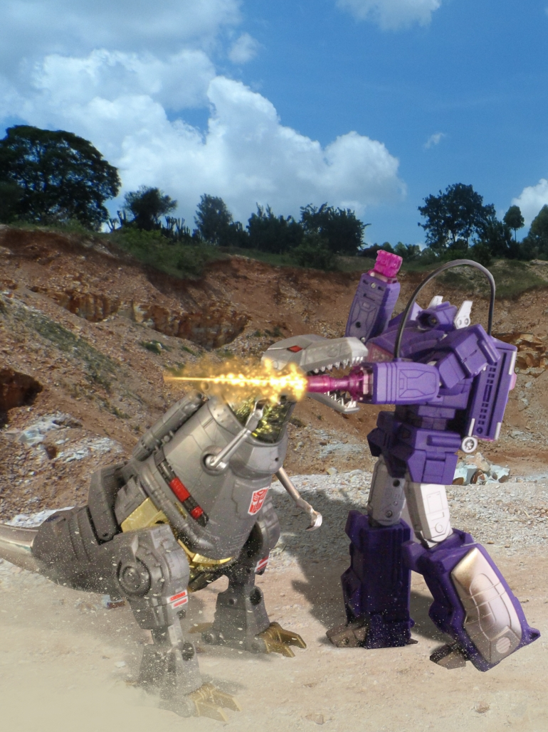 Transformers UK Comic 262 HD NO COVER ELEMENTS