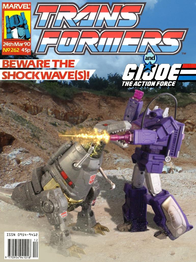 Transformers UK Comic 262 HD