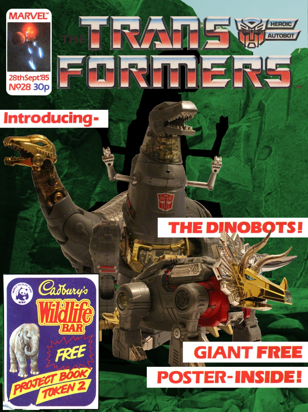 Transformers UK Comic 28 FULL HD