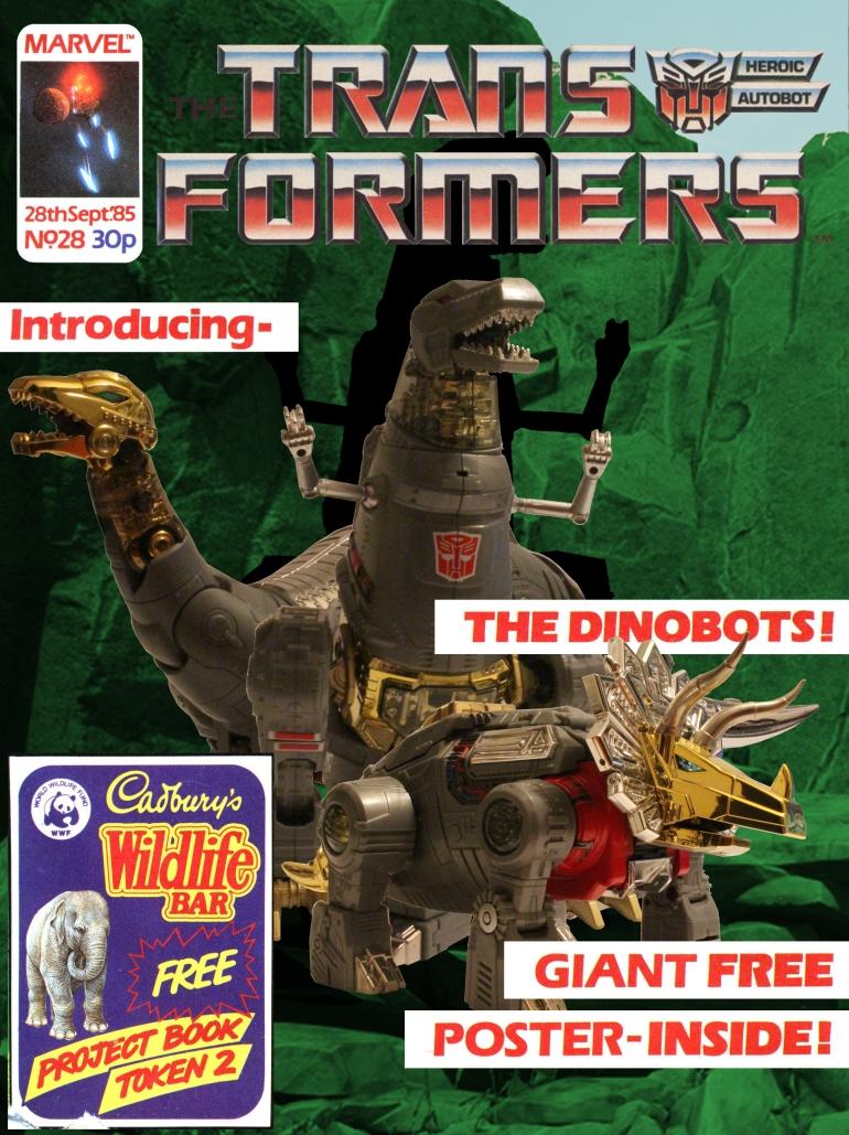 Transformers UK Comic 28 FULL HD