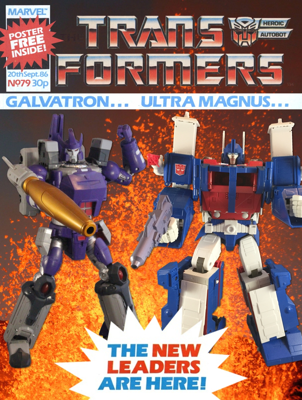 Transformers UK Comic 79 - FULL HD