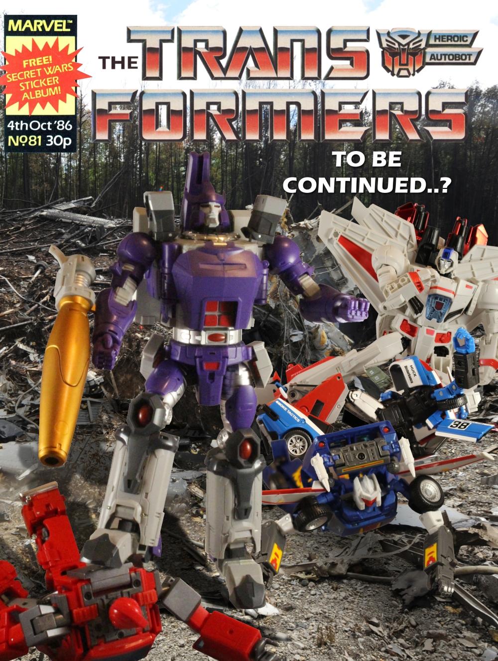 Transformers UK Comic 81 - HD HD