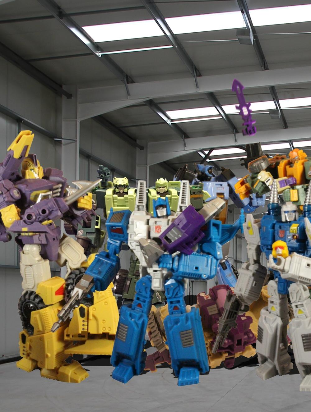 Transformers UK Comic 82 - FULL HD NO COVER ELEMENTS