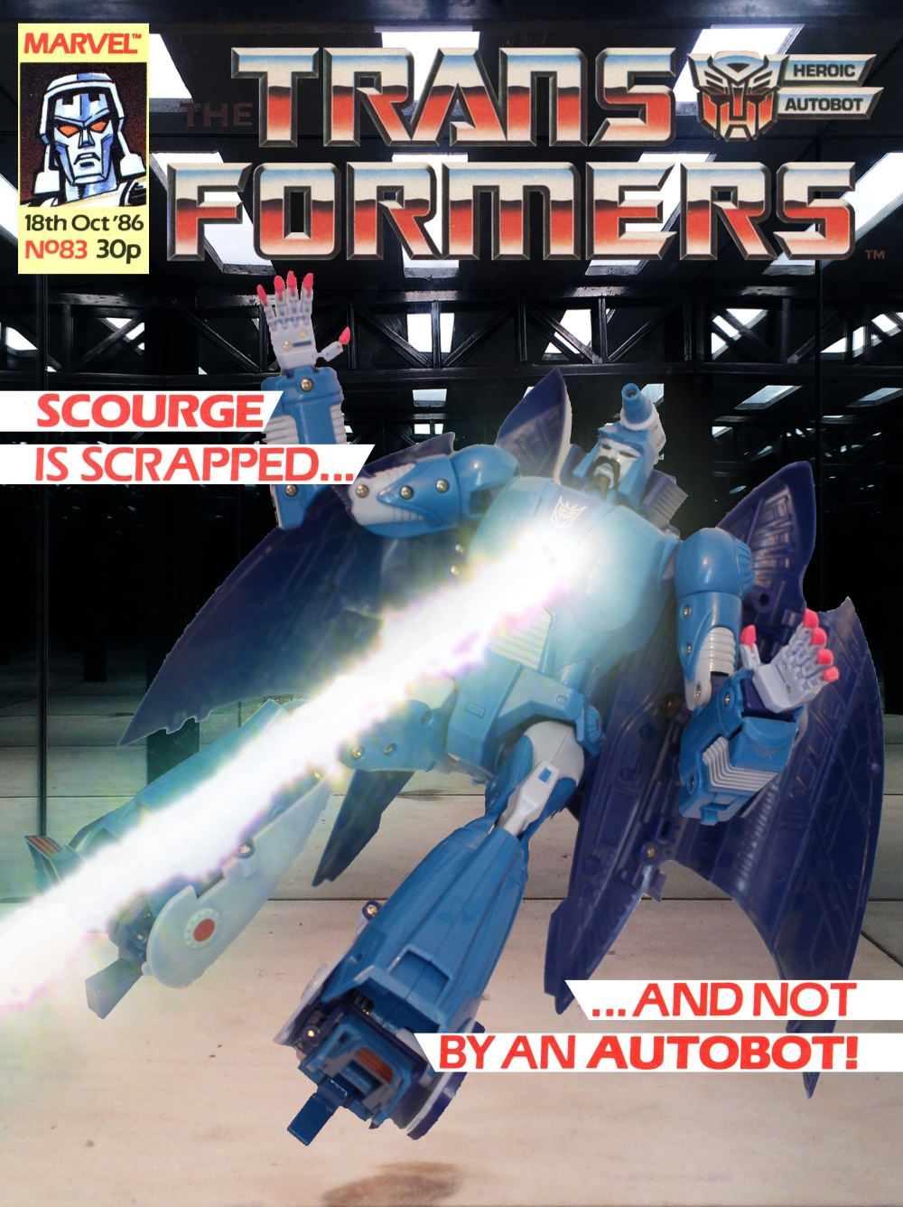 Transformers UK Comic 83 - FULL HD