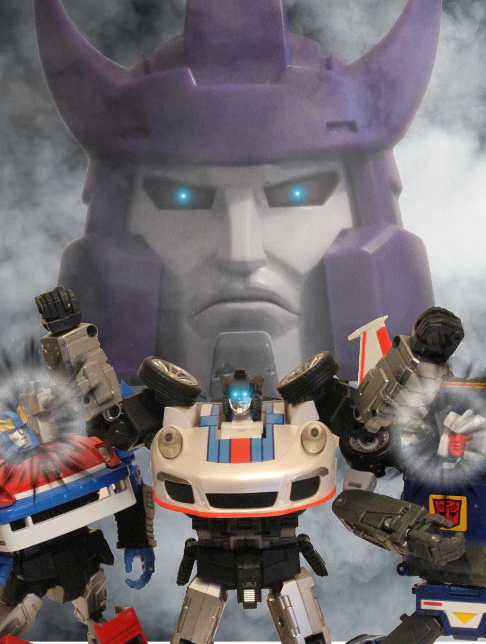 Transformers UK Comic 85 - FULL HD NO COVER ELEMENTS