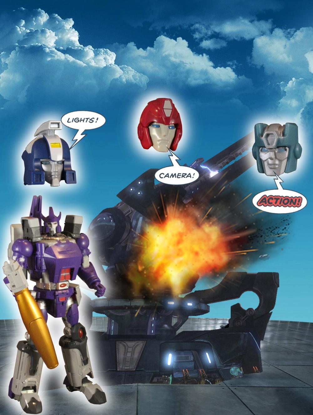 Transformers UK Comic 87 - FULL HD NO COVER ELEMENTS