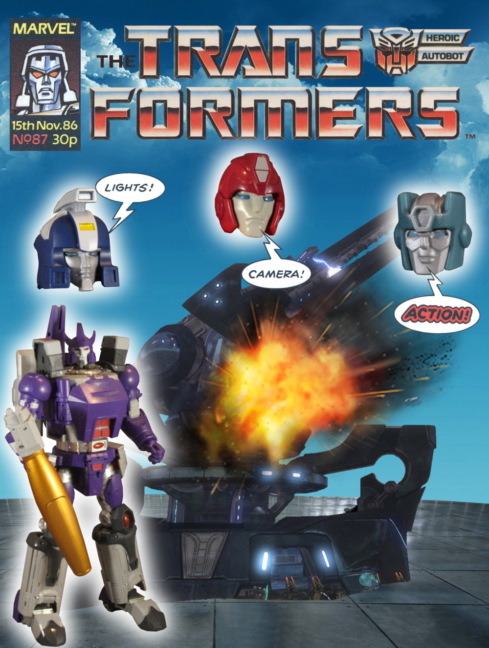 Transformers UK Comic 87 - FULL HD
