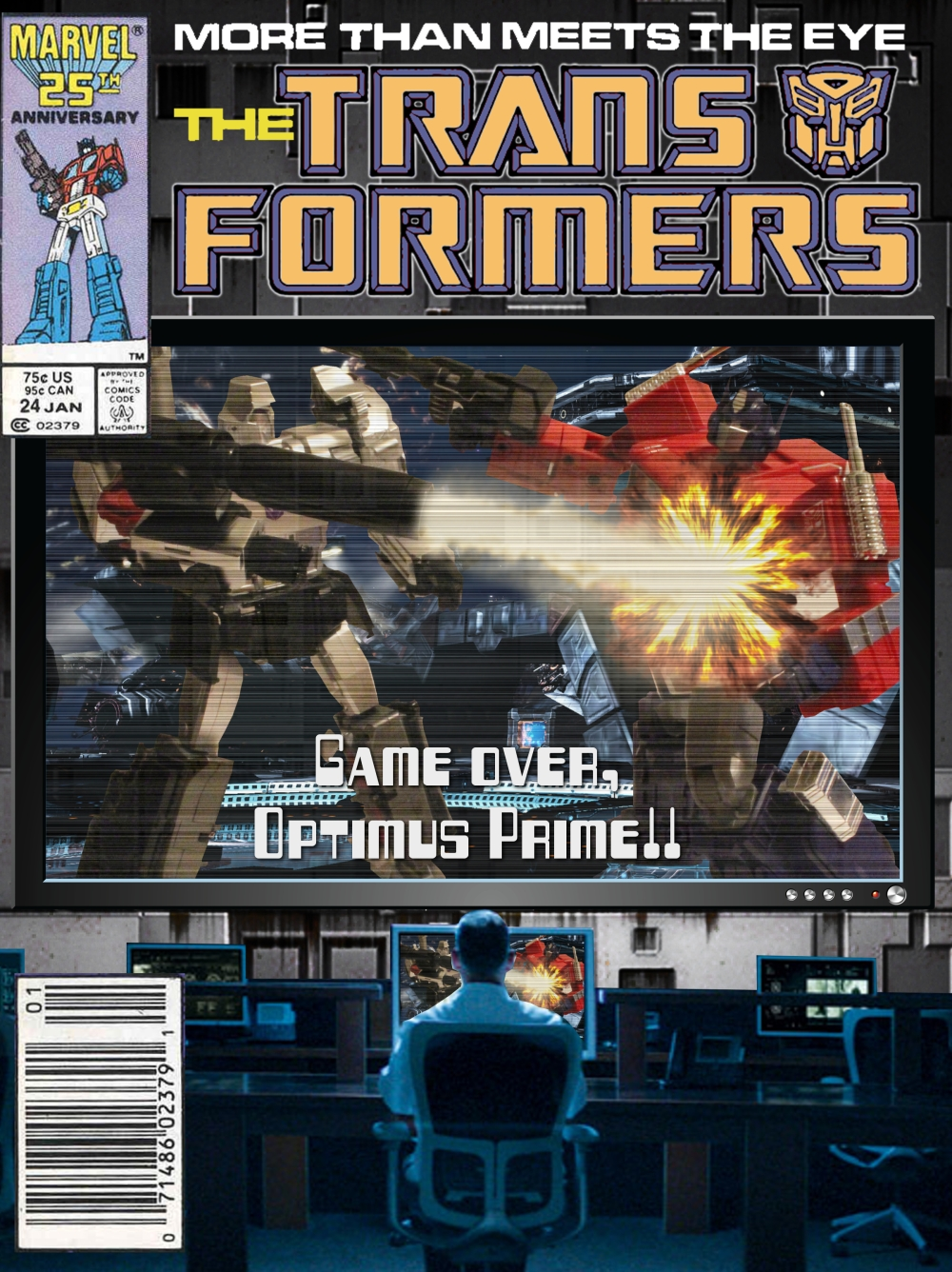 Transformers US Comic 106 US Comic 24
