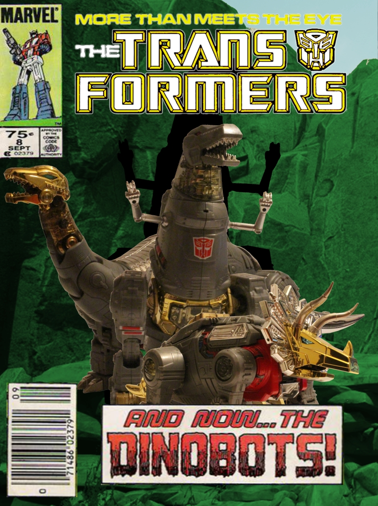 Transformers US Comic 8 HD